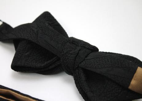 蝶ネクタイ Import fabric イタリア製ビンテージファブリック 上京蝶帯 #592
