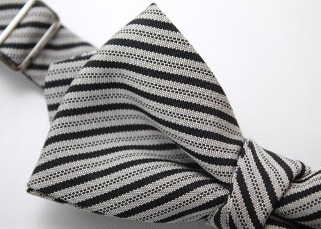 蝶ネクタイ KIMONO fabric 袴地 上京蝶帯 #635