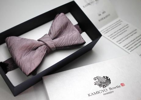 蝶ネクタイ KIMONO fabric 西陣織  上京蝶帯 #439