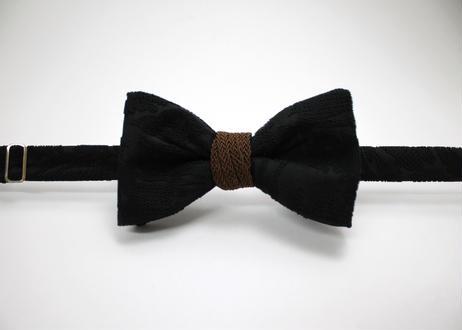 蝶ネクタイ Import fabric フランス製ビンテージファブリック 上京蝶帯 #536