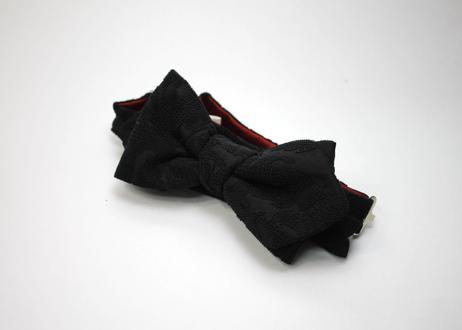 蝶ネクタイ Import fabric フランス製ビンテージファブリック 上京蝶帯 #591