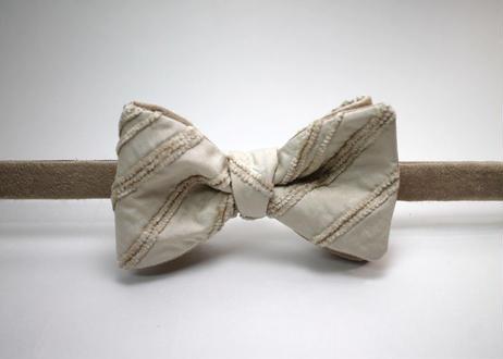 蝶ネクタイ Import fabric フランス製ビンテージファブリック 上京蝶帯 #363