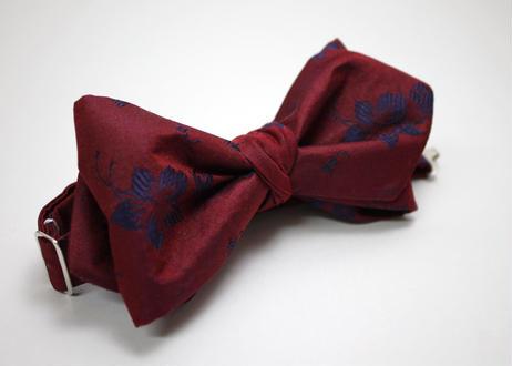 蝶ネクタイ KIMONO fabric 西陣織 上京蝶帯 #533