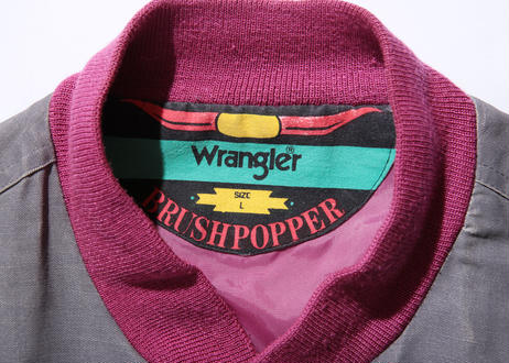 VINTAGE Wrangler ブルゾン