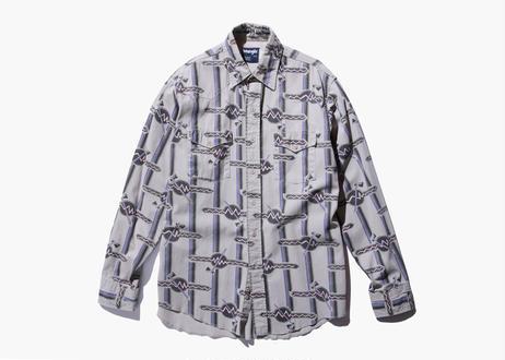 USED Wrangler ウェスタンシャツ