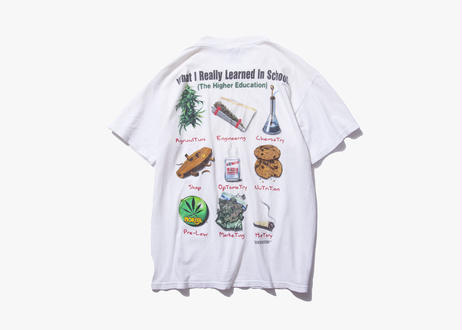 THE HIGHTER EDUCATION Tシャツ