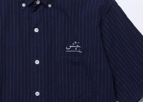 LEGALIZE|ストライプシャツ
