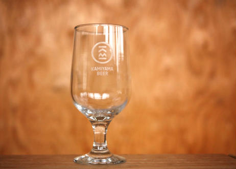 KAMIYAMA BEER special selection & Original Glass(330mlボトル×5本+オリジナルグラスx1個セット)