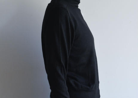 rib turtleneck _ humoresque