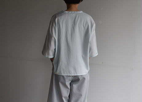 ripple blouse _ humoresque  2021s/s