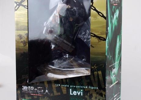 進撃の巨人 リヴァイ兵長 PVC アクション フィギュア おもちゃ