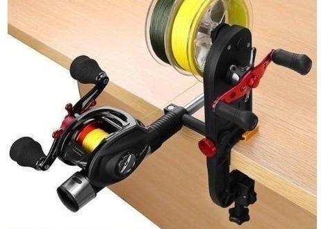 糸巻き 補助機 釣り糸 スプーラ 漁具 多機能 リール 釣りラインワインダー