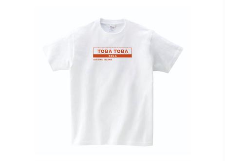 TOBA TOBA COLA オリジナルTシャツ
