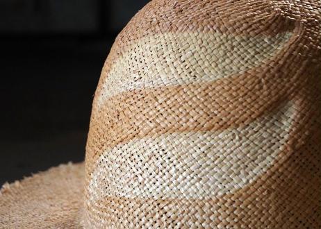 麦わらフランスパンハット