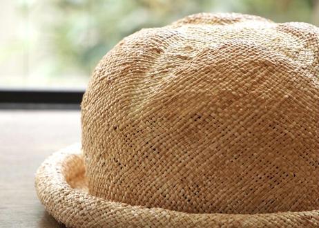 麦わらプチブールハット