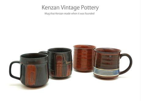 kenzan vintage       MUG  No.6-K