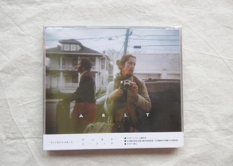 La Langue (CD) / ARLT