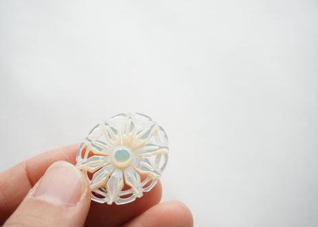 ベツレヘムパールボタン -花-