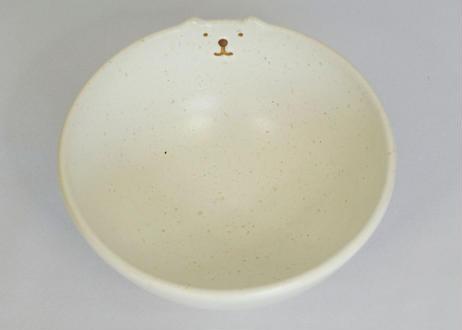 あにまる茶碗/シロクマ