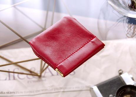 《Horse Leather》バネ口コインケース