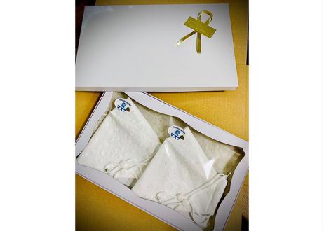 BOXギフトラッピング(1枚用)¥91+税