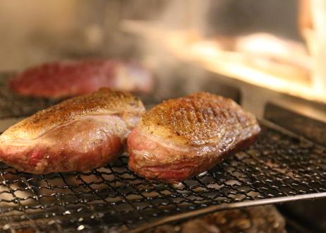 冷凍「あいち鴨肉」ローストのスライスパック 200g