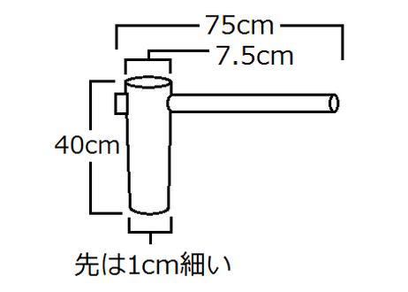 子供用 7.5cm