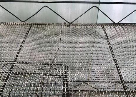 レトロな網台