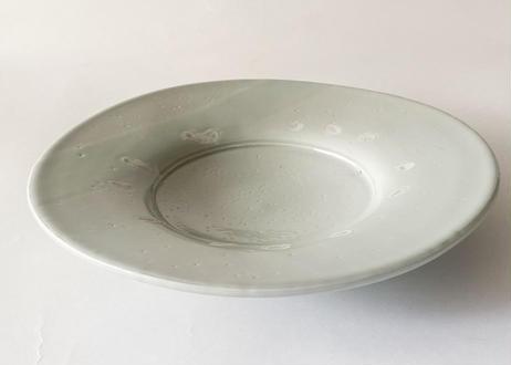 P 中本純也016 シリアプレートA(φ28cm)