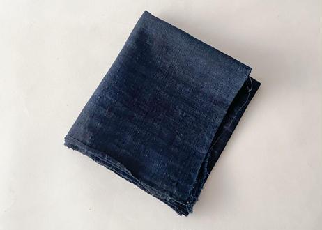 D0017 藍染古布