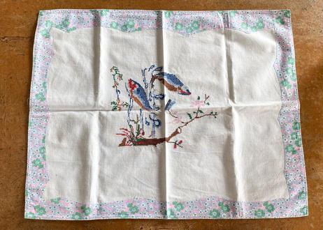 D0023 刺繍布(お膳かけ)