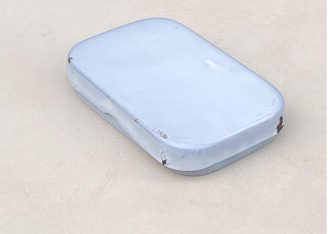F025 ホーロー弁当箱
