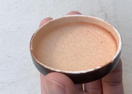C033 統制陶器飴釉壷