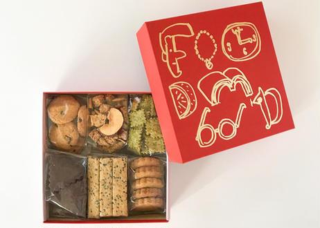 foodmood クッキーBOX(6P)1/17(日)発送