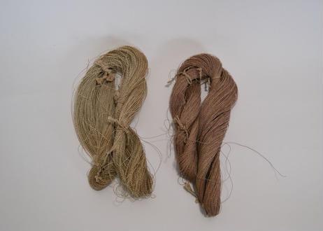 L002 糸(麻)100g