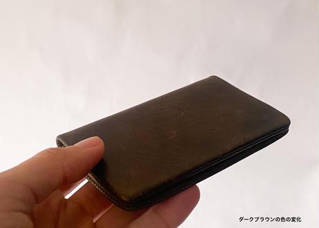 P 一粒舎 baguett S 1handle(ブラック / ダークブラウン )