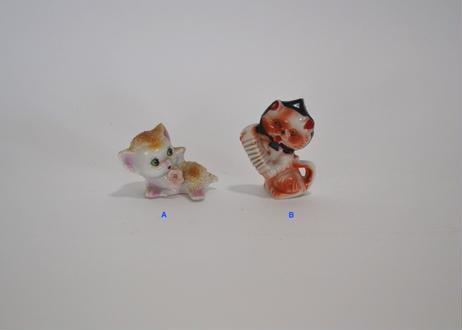 O001 人形(猫)
