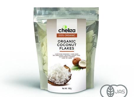 チェリーザ  オーガニックココナッツチップ