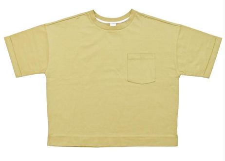 CPB染めポケット付きTシャツ