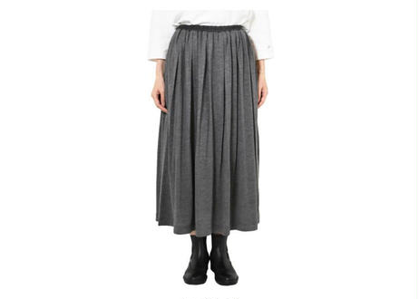 ジャージープリーツスカート