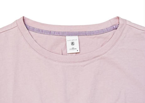 バックギャザーフレアーTシャツ