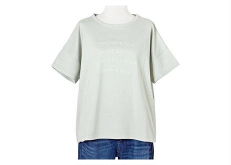 メッセージ刺繍Tシャツ