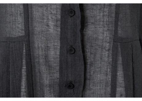 トッパー羽織ワンピース