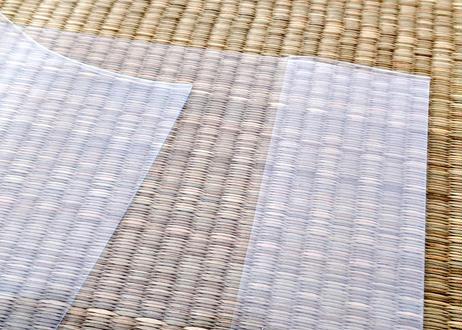 ワイド御城印帳・御城印バインダー兼用ビニールカバー【バインダー同梱版】