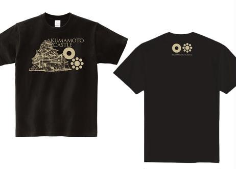 熊本城復興支援チャリティTシャツ