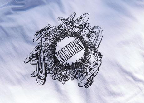 Classic Logo T-shirt / White