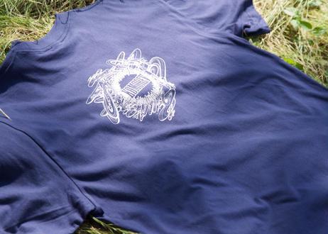 Classic Logo T-shirt / Navy