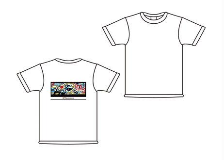 【Sのみ】KOTOMEN白Tシャツ