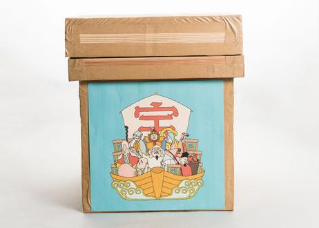 【期間、数量限定】『おちゃのうぶげ』そのぎ新茶【福茶箱】