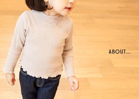 韓国こども服/ トップス/インナー/女の子